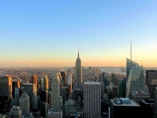 Рынок недвижимости манхэттена оживает?