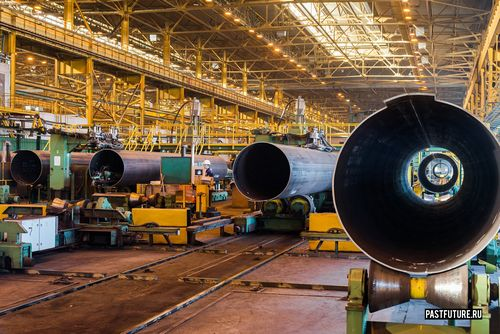 «Северсталь» и«газпром» укрепляют научно-техническое сотрудничество