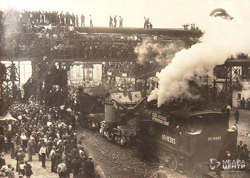 «Северсталь» отмечает день рождения череповецкого металлургического комбината