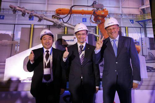 «Северсталь» подписала долгосрочные соглашения савтопроизводителями