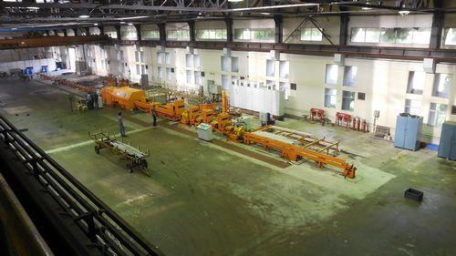 «Северсталь» ввела встрой стан холодной прокатки стоимостью более 3млрд рублей
