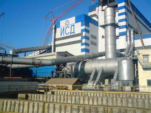 «Северсталь» заключила крупнейший экологический контракт вистории меткомбината
