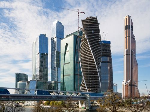 Сколько стоят квартиры в небоскребах москва-сити