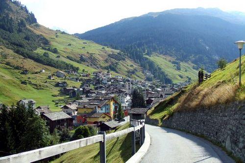 Содержание недвижимости в швейцарии