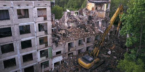 Совет федерации поддержал закон о реновации