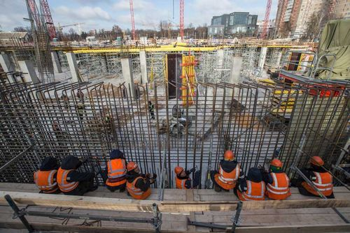 Спад в строительстве неминуем для москвы – москомстройинвест