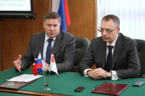Спортивно-туристский комплекс планируют построить вкирилловском районе