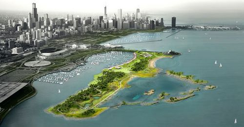 Тенденции ландшафтного дизайна: парки будущего
