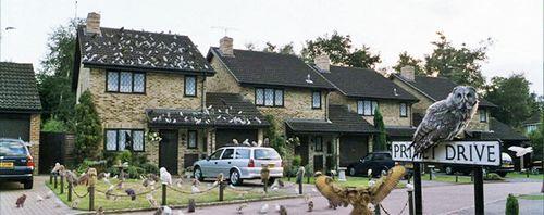 В англии выставили на продажу дом гарри поттера из первого фильма