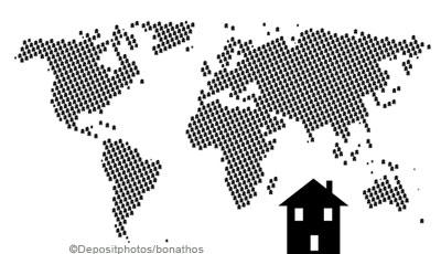 В каких странах нельзя покупать недвижимость