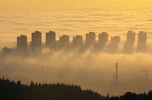 В китае создадут город размером с белоруссию