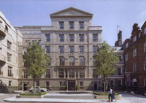 В лондоне построят самые дорогие в великобритании апартаменты