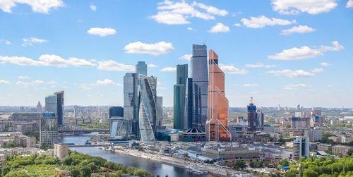 В «москва-сити» откроют музей высотного строительства