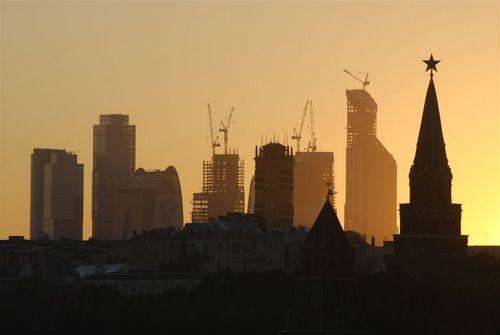 В москве больше не будут строить небоскребы