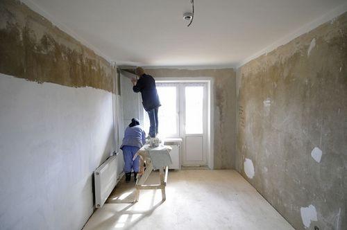 В москве вдвое выросло число жилых комплексов с отделкой
