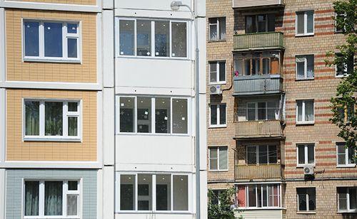 В москве зафиксирован нетипичный спад количества квартир на продажу