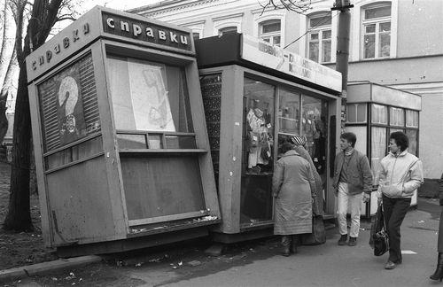 В россию возвращается эпоха ларьков: какие решения предлагают дизайнеры