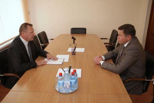 Вчереповецком районе разработана программа устойчивого развития до2020 года