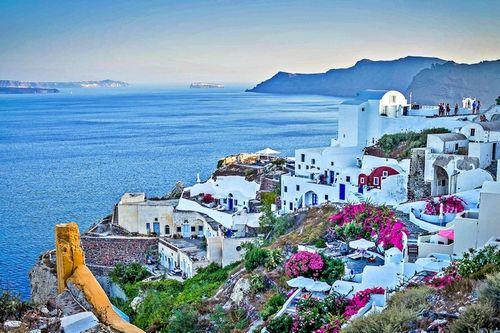 Визовый режим и вид на жительство в греции