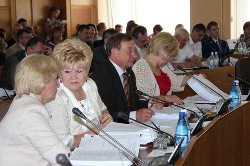 Ввологде проходит очередная сессия законодательного собрания