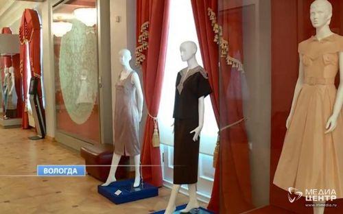 Ввологодском музее кружева— новая экспозиция