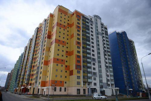 Жилая недвижимость: таунхаусы